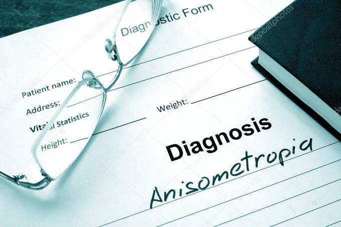 что такое анизометропия