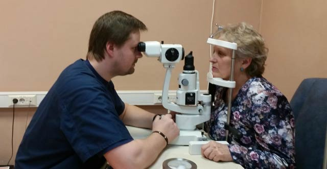 диагностика факосклероза