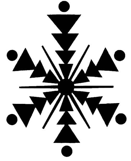 тибетская таблица для глаз