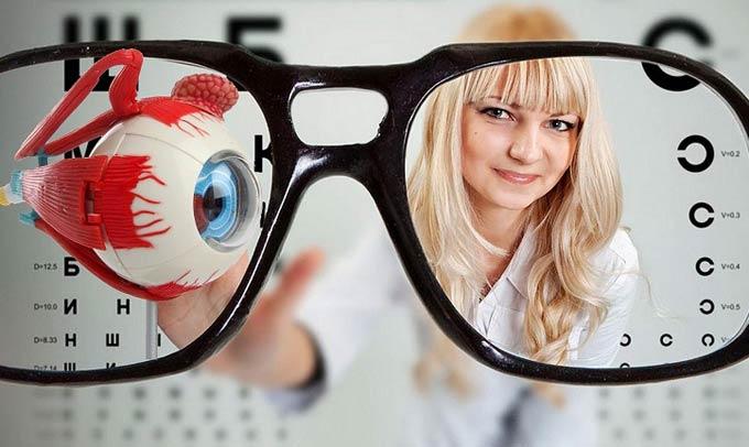восстановление зрения по жданову