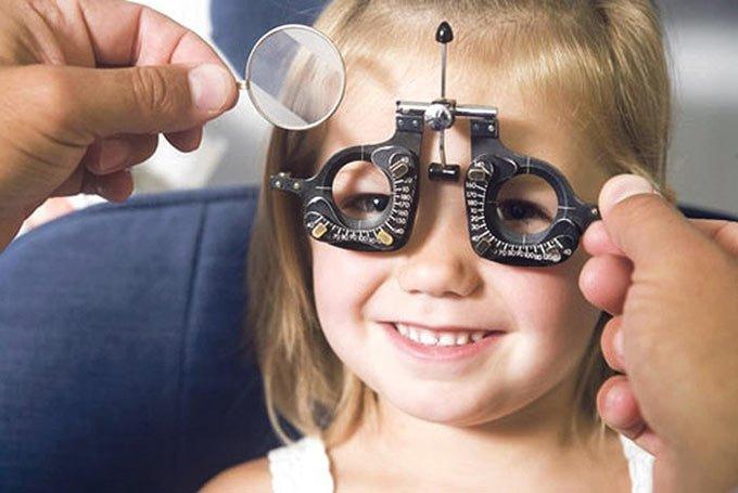 диагностика астигматизма у детей