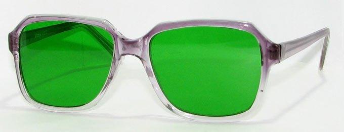 зеленые очки от глаукомы