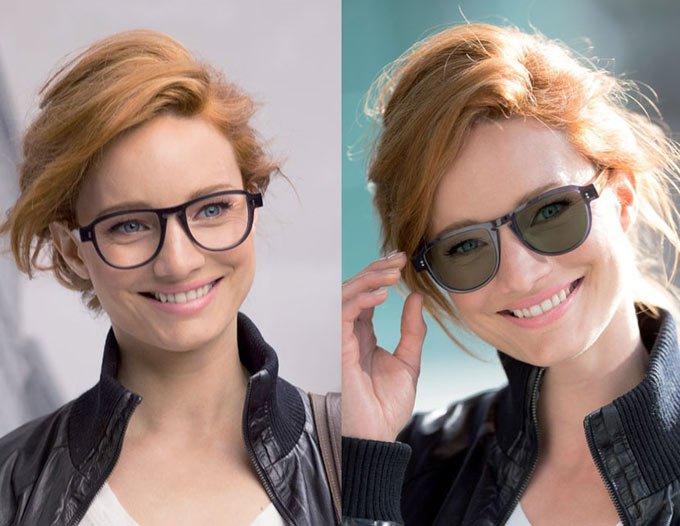 солнцезащитные очки-хамелеоны
