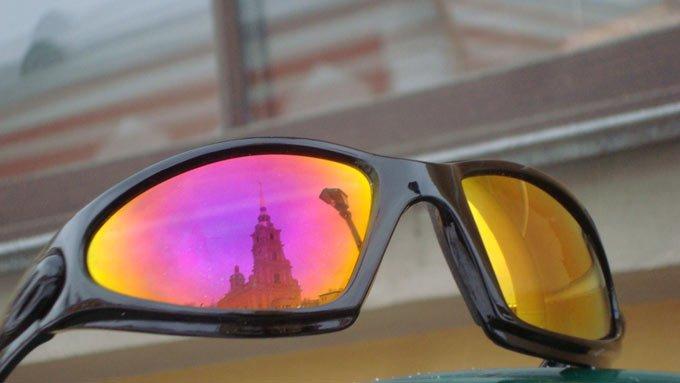 очки-хамелеоны для лыжников
