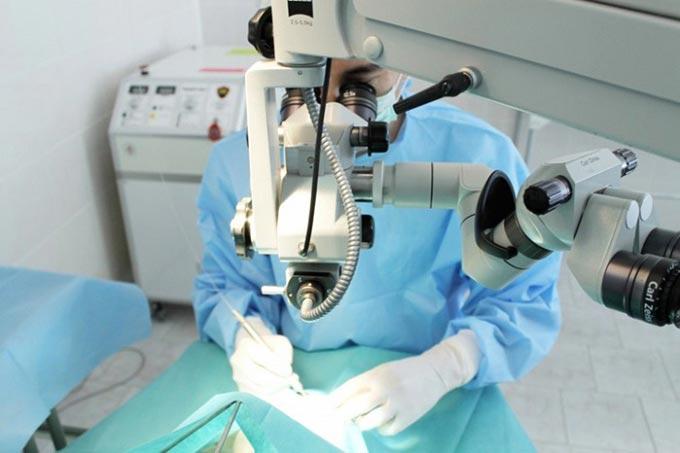 бесплатная операция по удалению катаракты