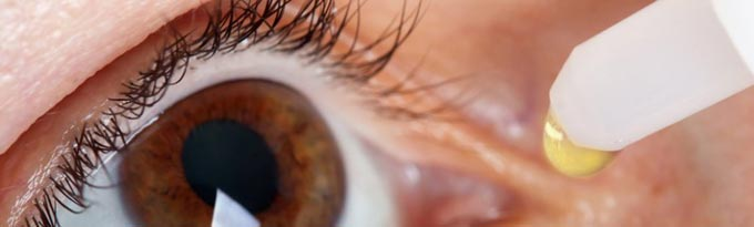 как промыть глаза фурацилином