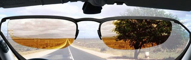 очки с поляризационными стеклами