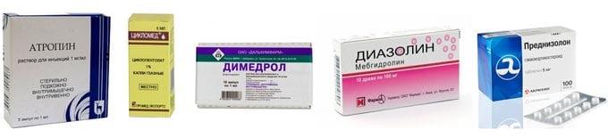 препараты от увеита
