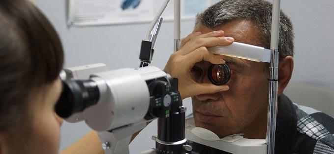 диагностика травматической катаракты