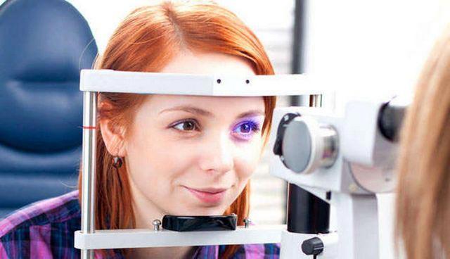 диагностика зрительного нерва