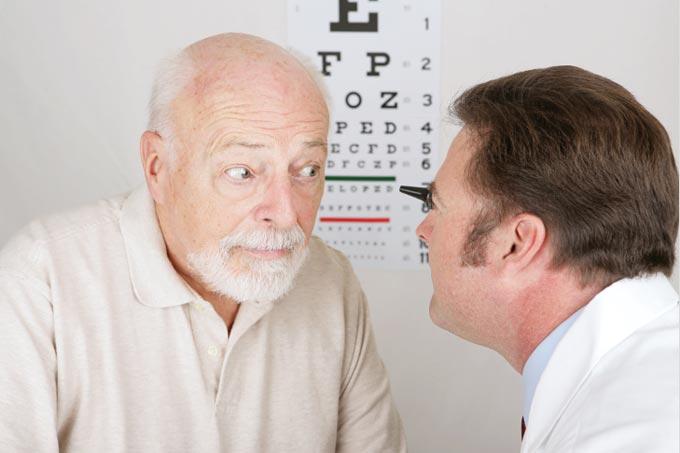 возрастная катаракта