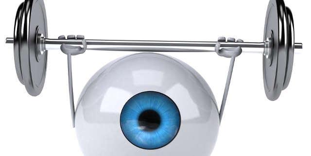 упражнения и зарядка для глаз