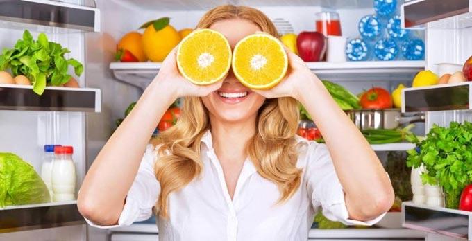 диета при катаракте глаза