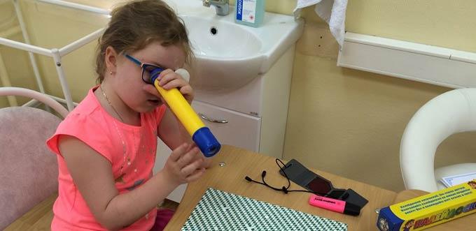 лечение косоглазия у детей без операции