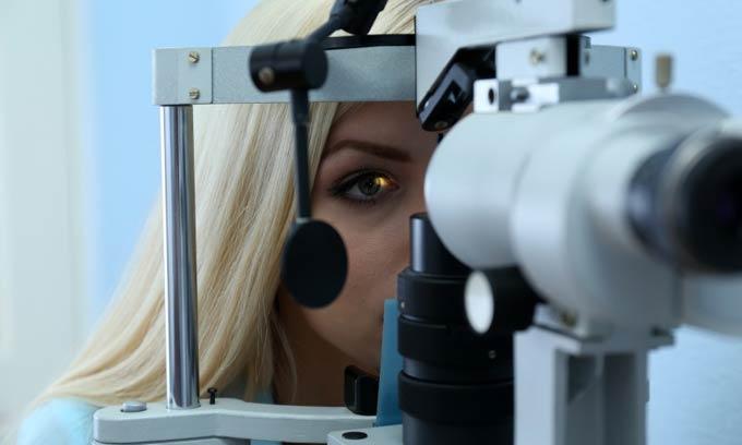 гониоскопия при глаукоме