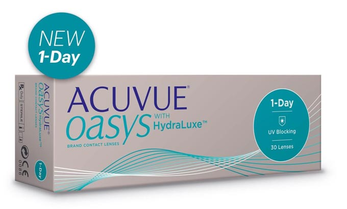 One Day Acuvue Oasys