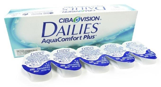 Focus Dailies Ciba Vision