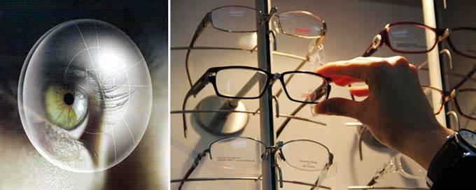 сложные очки при астигматизме