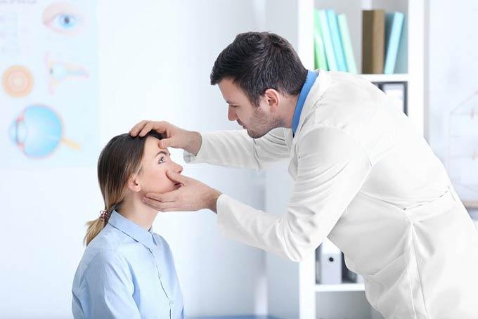 диагностика зуда в глазах