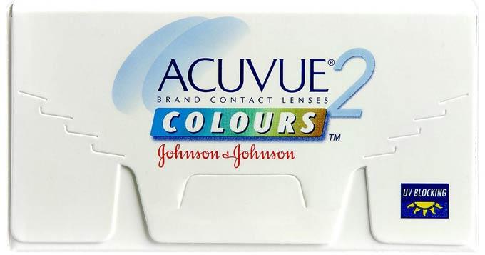 цветные линзы acuvue
