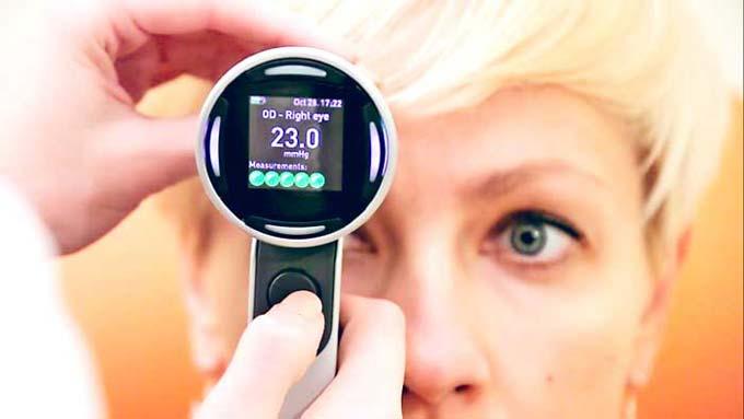 как измеряют глазное давление
