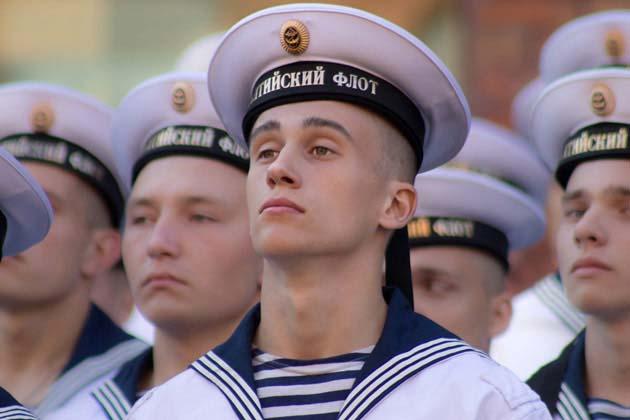 берут ли дальтоников на флот