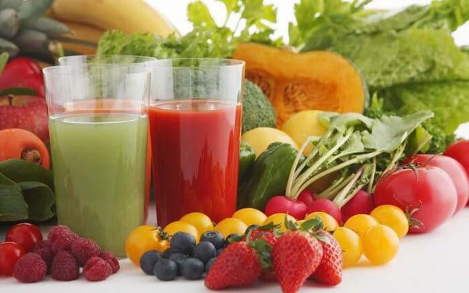 фрукты и овощи от катаракты