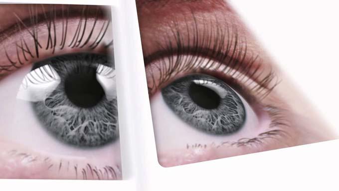 увлажнение глаз