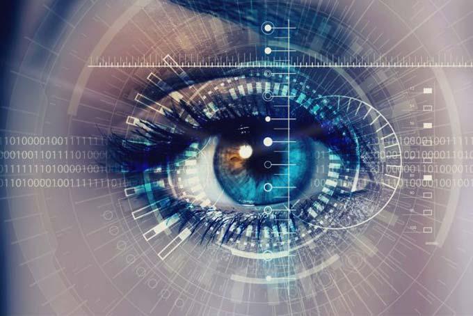 исследование глаз