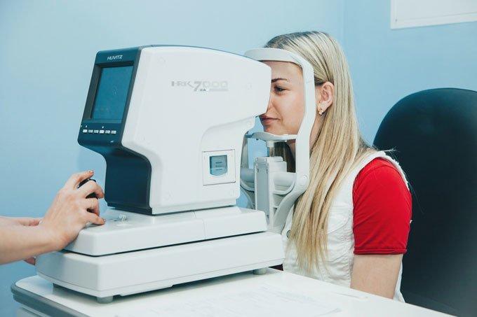 диагностика рефракции глаза