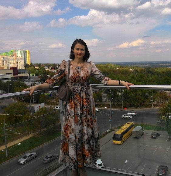 Осадчая Ольга Александровна