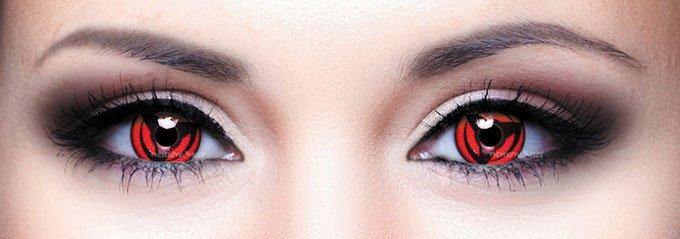 контактные линзы шаринган