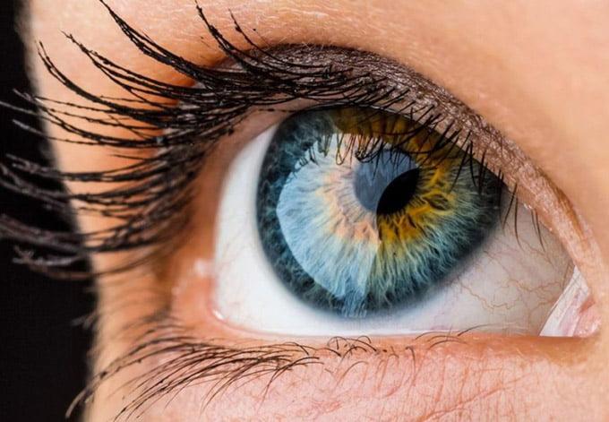 степени контузии глаза