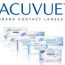 6 популярных моделей линз Acuvue
