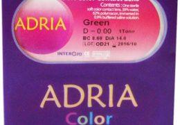 Обзор корейских контактных линз Adria