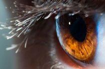 Наступление полной слепоты при амаврозе