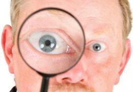 Лечение разных видов экзофтальма (пучеглазия)