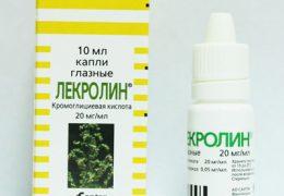 Как побороть аллергию с помощью Лекролина