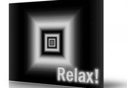 Программа Relax для тренировки зрения на компьютере