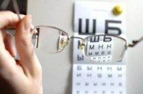 Надежный контроль зрения с таблицей Головина-Сивцева