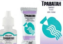 Эффективность и побочные действия Траватана при лечении глаукомы