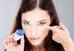 Вредно ли носить контактные линзы?