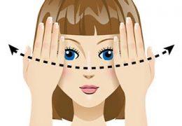 Как правильно делать зарядку для глаз